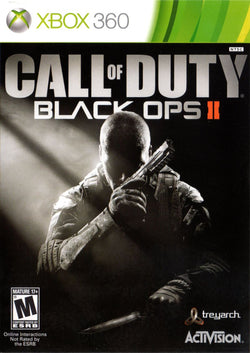 Call of Duty Black Ops II - Xbox 360 (Complete In Box)