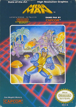 Mega Man - NES (Game Only)