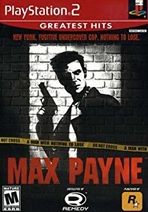 Max Payne - Playstation 2 (New)