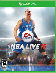 NBA Live 16 - Xbox One (Complete In Box)