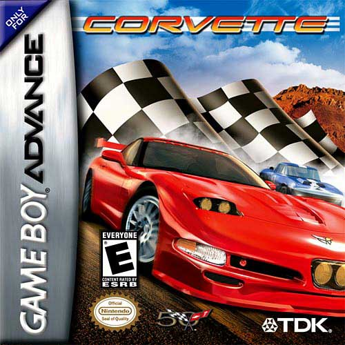 Corvette - GameBoy Advance (Game Only)