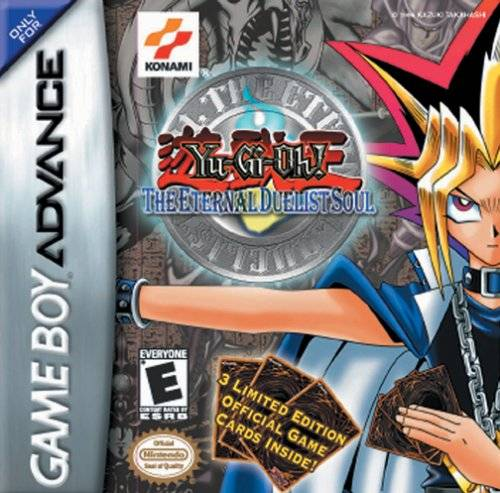 Yu-Gi-Oh Eternal Duelist Soul - GameBoy Advance (Game Only)