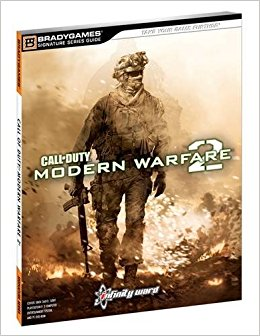 Call of Duty Modern Warfare 2 Strategy Guide (Guide Only - Paperback)