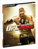 UFC Undisputed 2010 Strategy Guide (Guide Only - Paperback)