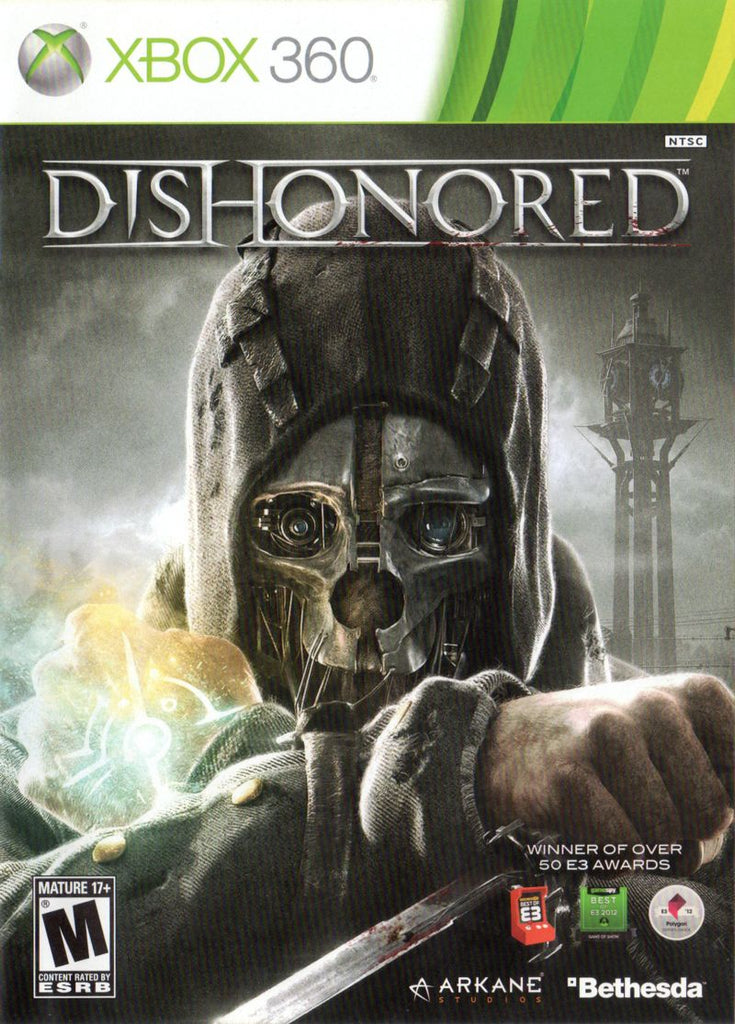 Dishonored - Xbox 360 (Complete in Box)