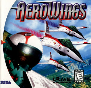 AeroWings - Sega Dreamcast (Game Only)