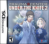 Trauma Center Under the Knife 2 - Nintendo DS (Complete In Box)