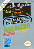 Rad Racer - NES (Game Only)