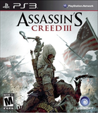 Assassin's Creed III - Playstation 3 (Complete in Box)