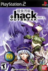 .hack Outbreak - Playstation 2 (Complete in Box)