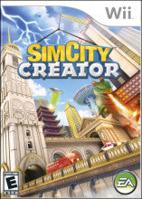 SimCity Creator - Wii (Complete In Box)