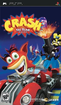 Crash Tag Team Racing - PSP (Game Only)