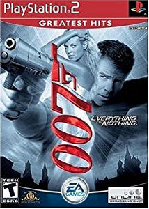 007 Everything or Nothing - Playstation 2 (Game Only)
