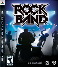 Rock Band - Playstation 3 (Complete In Box)