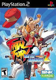 Fatal Fury Battle Archives Volume 2 - Playstation 2 (Complete In Box)