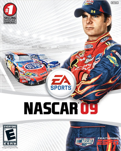 NASCAR 09 - Playstation 2 (Complete in Box)