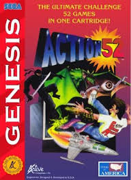 Action 52 - Sega Genesis (New)