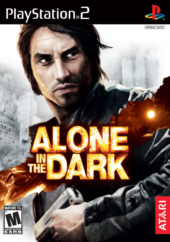 Alone in the Dark - Playstation 2 (Complete in Box)