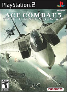 Ace Combat 5 Unsung War - Playstation 2 (New)