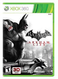 Batman: Arkham City - Xbox 360 (Complete in Box)