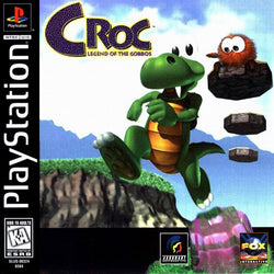 Croc - Playstation (Game Only)