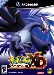 *BS* Pokemon XD: Gale of Darkness - Gamecube (Complete in Box)