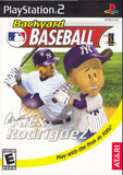 Backyard Baseball - Playstation 2 (Complete In Box)