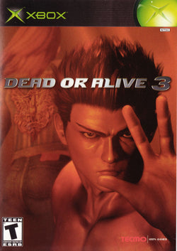 Dead or Alive 3 - Xbox (Complete In Box)