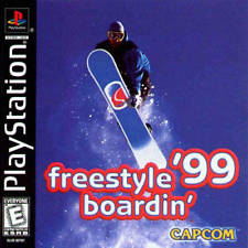 Freestyle Boardin' '99 - Playstation (Complete in Box)