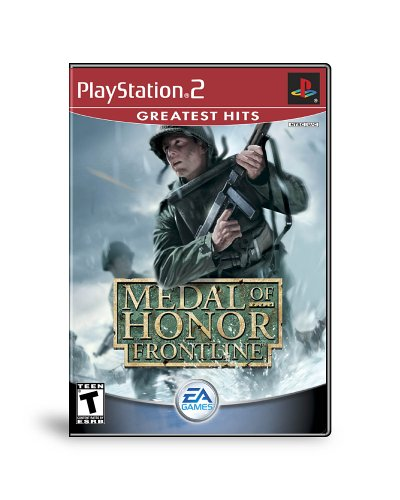 Medal of Honor Frontline - Playstation 2 (Complete In Box)