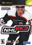 NHL 2K3 - Xbox (Complete in Box)