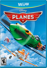 Disney's Planes - Wii U (Complete In Box)