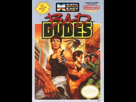 Bad Dudes - NES (Game Only)