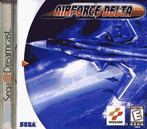 AirForce Delta - Sega Dreamcast (Complete in Box)