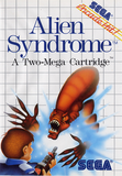 Alien Syndrome - Sega Master System (Complete in Box)