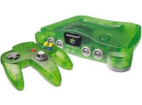 Jungle Green Nintendo 64 System With Expansion Pack - Nintendo 64 (System Bundle)