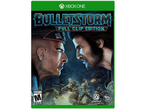 Bulletstorm: Full Clip Edition - Xbox One (Complete In Box)