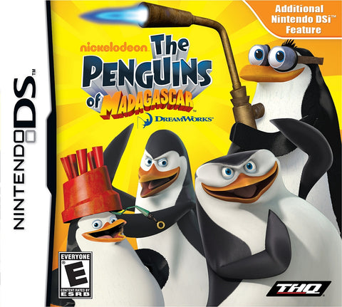 The Penguins of Madagascar - Nintendo DS (Game Only)