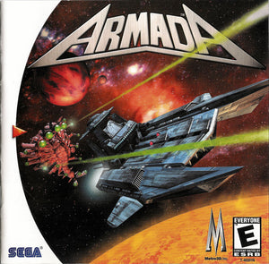 Armada - Sega Dreamcast (Game Only)