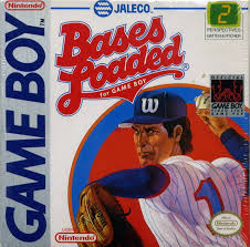 Bases Loaded - GameBoy (Game Only)