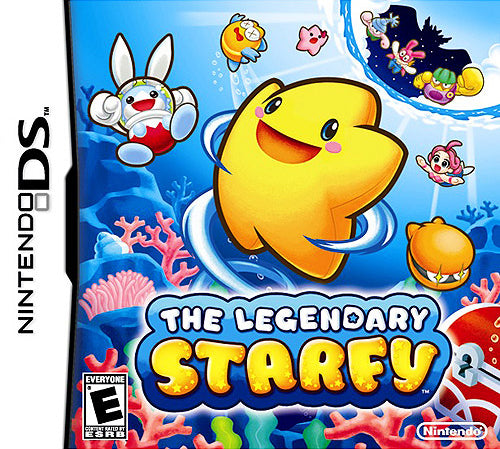 The Legendary Starfy - Nintendo DS (Game Only)