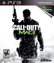 Call of Duty Modern Warfare 3 - Playstation 3 (Game Only)