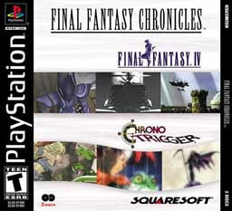 Final Fantasy Chronicles - Playstation (Complete In Box)