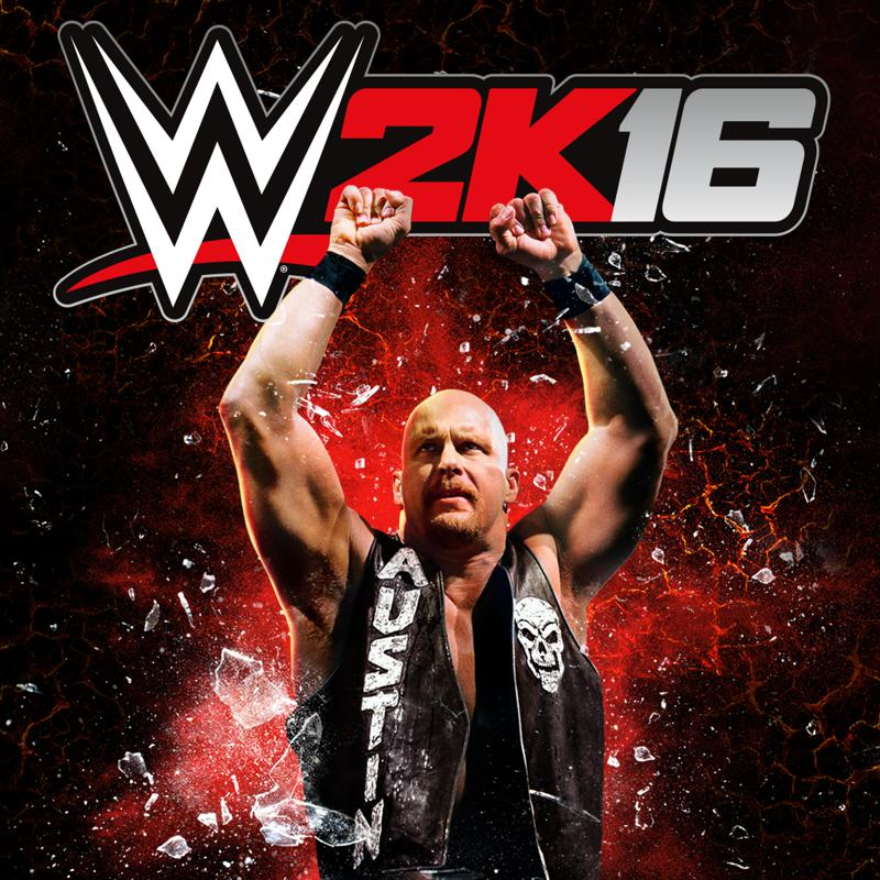 WWE 2K16 - Playstation 4 (Complete in Box)