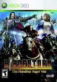 Bladestorm The Hundred Years War - Xbox 360 (Complete In Box)