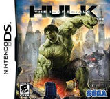 The Incredible Hulk - Nintendo DS (Complete In Box)