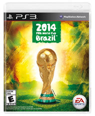 2014 FIFA World Cup Brazil - Playstation 3 (Complete in Box)