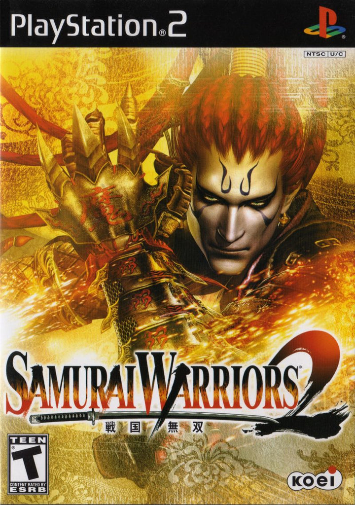 Samurai Warriors 2 - Playstation 2 (Complete in Box)