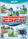 ESPN Sports Connection - Wii U (Complete in Box)