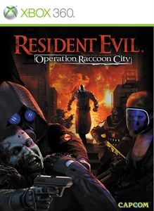 Resident Evil: Operation Raccoon City - Xbox 360 (Complete in Box)